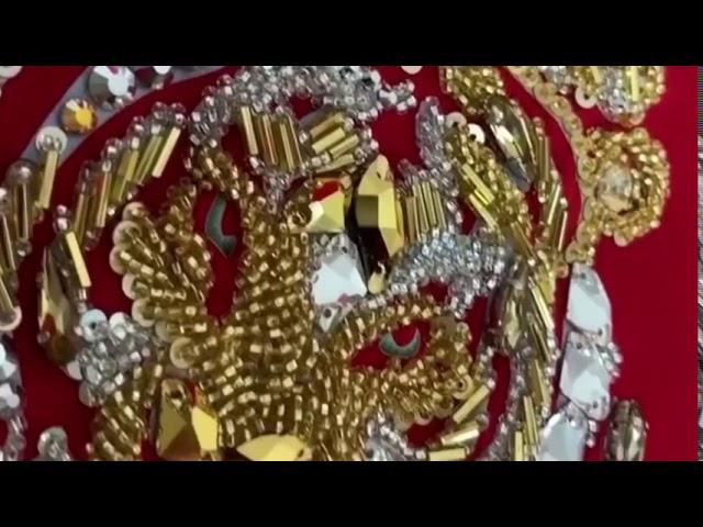 Видеокурс Тигр на толстовке