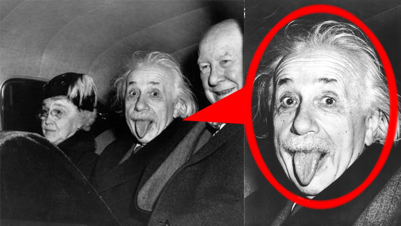 Эйнштейн видео разделяю