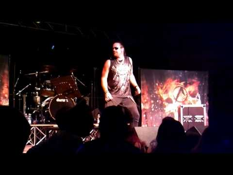 Russell Allen - Come on get up (Adrenaline Mob cover) [live]