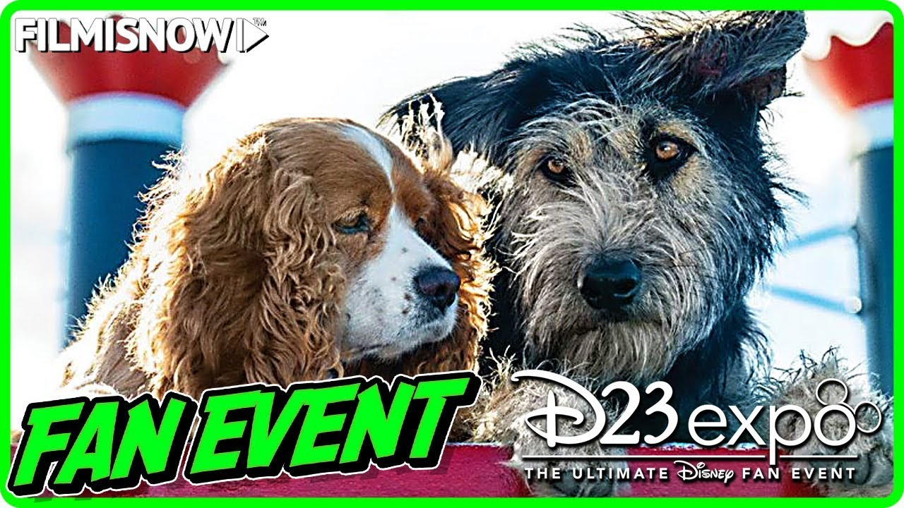 DISNEY PIXAR - Disney+ Showcase Presentation | D23 EXPO 2019