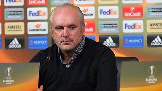 Пресс-конференция после матча «Краснодар» - «Фенербахче»(, 2017-02-16T21:33:14.000Z)