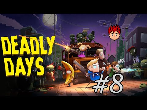 Deadly Days #8 - Staying Out Past Curfew |