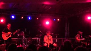 1/7/15 - Hanson - Love Song - Back to the Island 2015