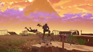 "Fortnite Battle Royale | Funny Moment and Glitch ""Eagle emote"""