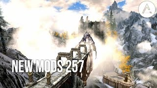 5 Brand New Console Mods 257 - Skyrim Special Edition (PS4/XB1/PC)