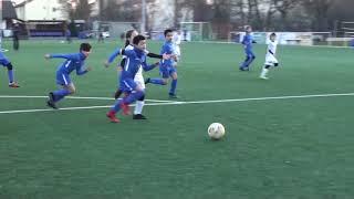 E-Jugend FC 34 Wiesbaden-Bierstadt - E-Mädchen TSV SCHOTT Mainz 4:5; LV in Wiesbaden 16.02.2019