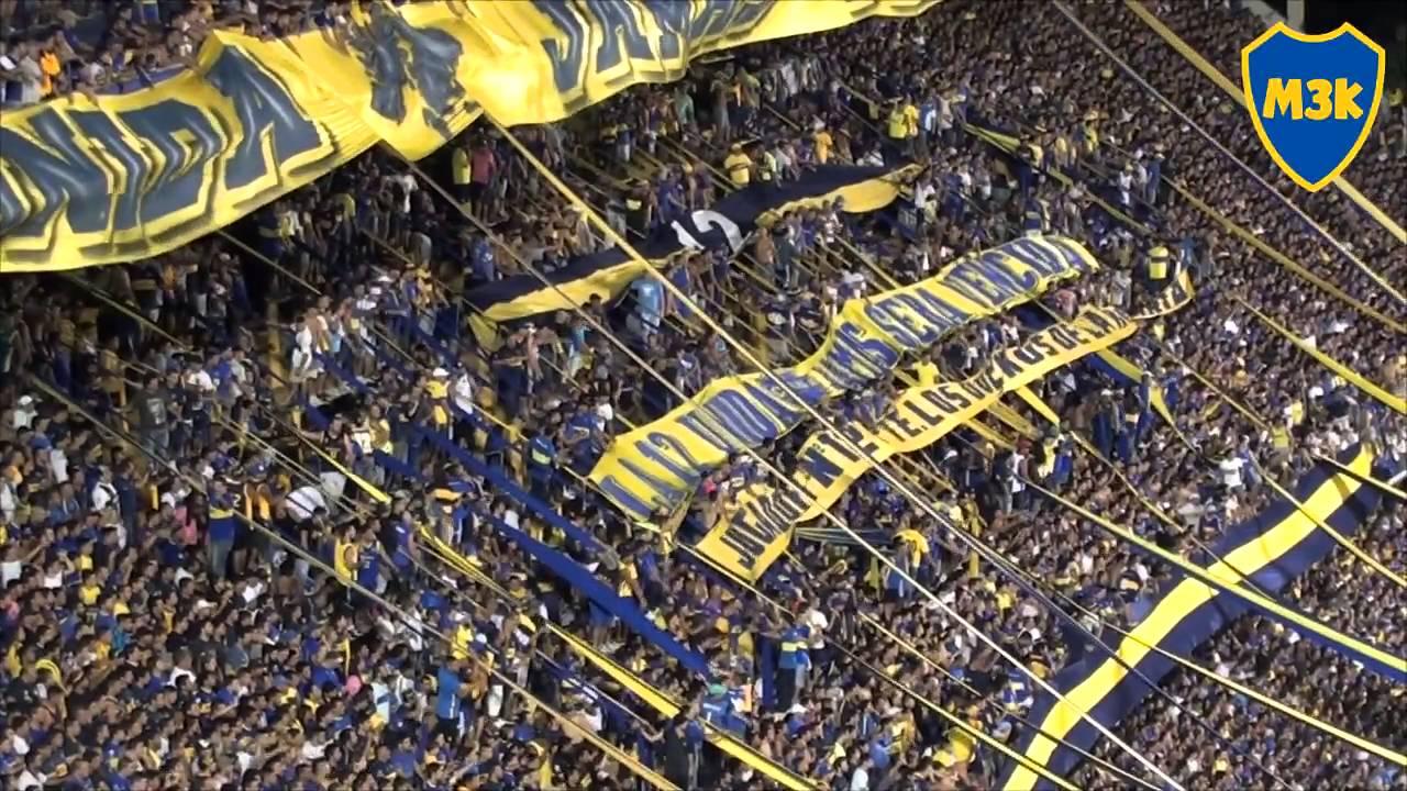 La tribuna donde irán los hinchas de Boca en Uruguay