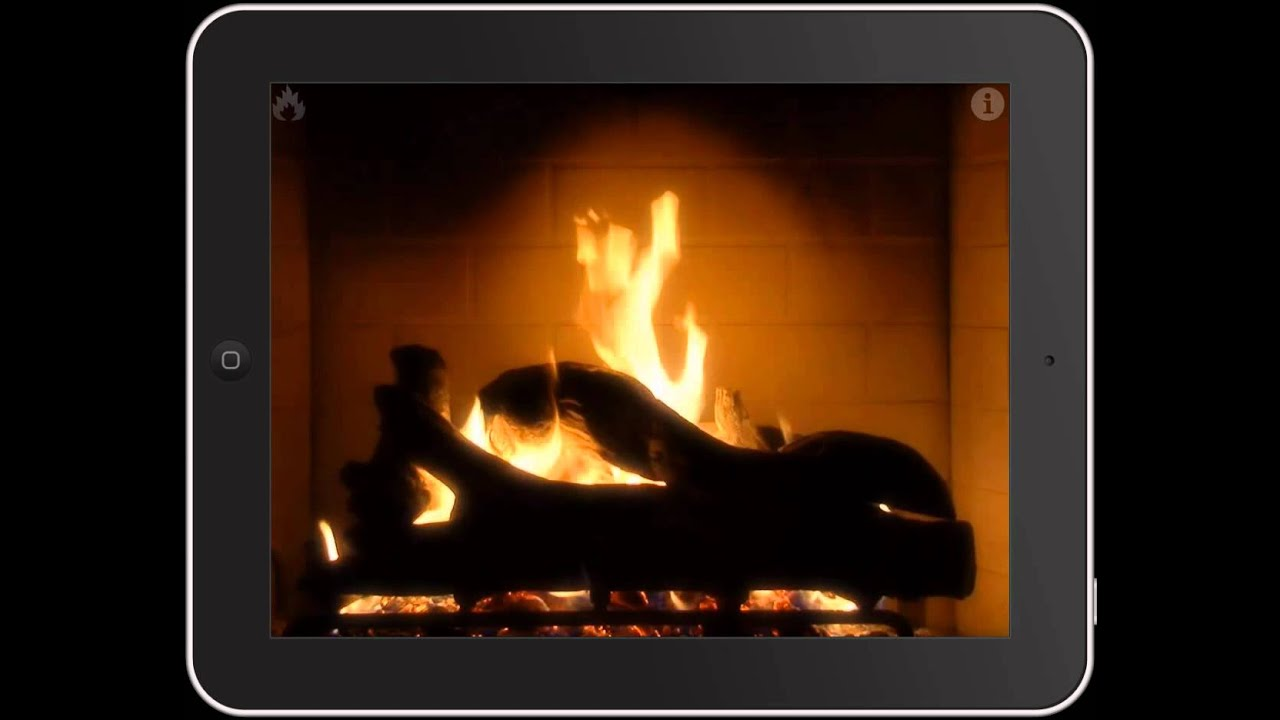 Fireplace Hd App For Ipad Iphone Amp Ipod Touch Youtube
