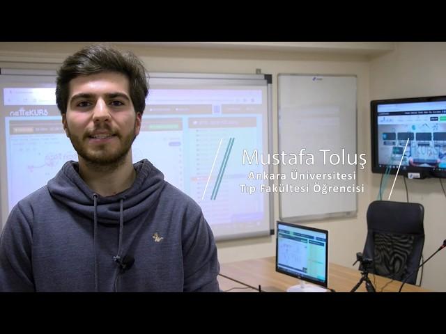 nettekurs Online YÖS Kursu Kazandırmaya Devam Ediyor - Mustafa Toluş - nettekurs YÖS Yorumlar