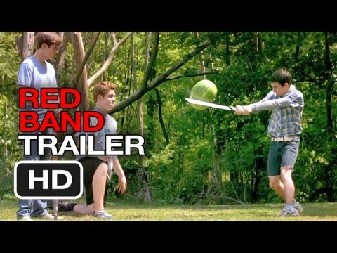 The Kings Of Summer Red Band TRAILER (2013) - Nick Offerman, Alison Brie Movie HD