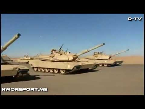 WORLD WAR 3 could start this Month 350,000 Soldiers In Saudi Arabia stand Ready to invade siyan