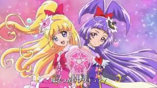 魔法使いプリキュア! OP2 「Dokkin?魔法使いプリキュア!Part2」 Maho Girls PreCure! Opening 2
