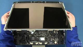 20-Inch iMac (Early 2009) Hard Drive Installation Video