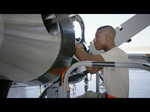 U.S. Air Force: Remotely Piloted Aircraft (RPA) Maintainer