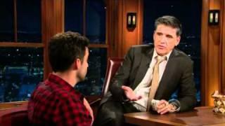 Craig Ferguson 11/1/11E Late Late Show Jake Johnson
