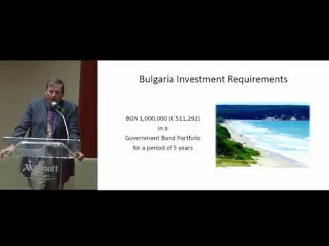 Attorney Joel Nagel - New Program for Residency and Citizenship in Europe - Part 3