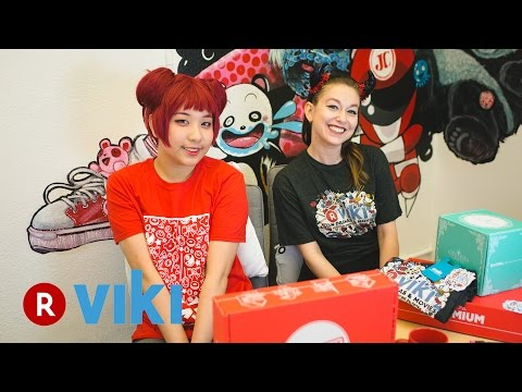Viki Facebook Live Chat: Japanese Snacks With Japan Crate!