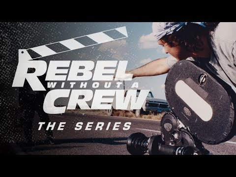 Film Contest with Robert Rodriguez & Converting Raw C200 Footage