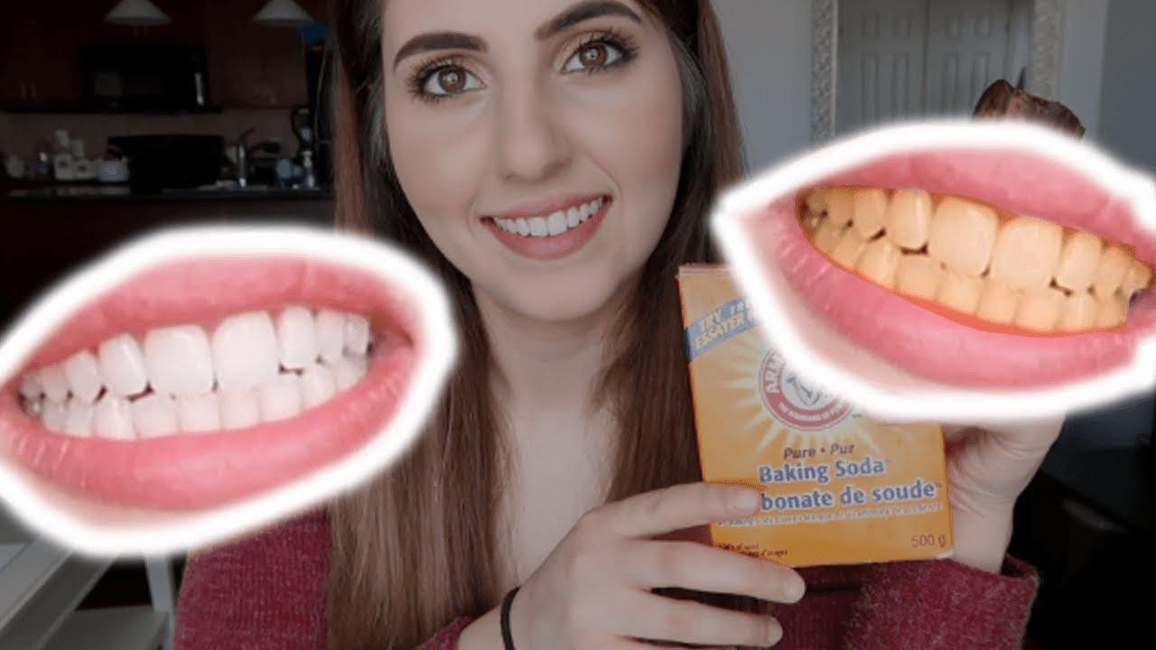 مع اصالة : خلطة تبيض الاسنان في 5 دقائق بالبيت + روتيني | انس مروة و اصالة *شوفو النتيجة*