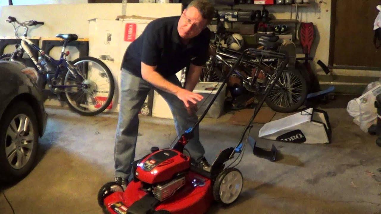 Easy Lawnmower Physics