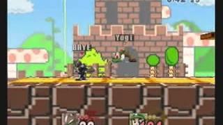 Project M Demo v2.5b: Dr. Yogi (Mario) vs Chaser (Fox)