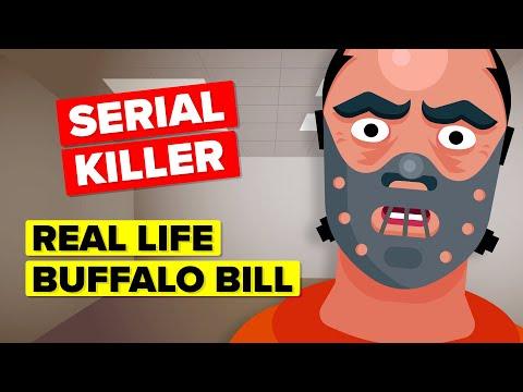 Real Life Buffalo Bill - Gary Heidnik (Serial Killer)