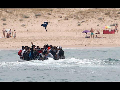 المغرب يقول إنه نجح في الحد من الهجرة غير الشرعية نحو إسبانيا…  - 19:53-2019 / 5 / 17