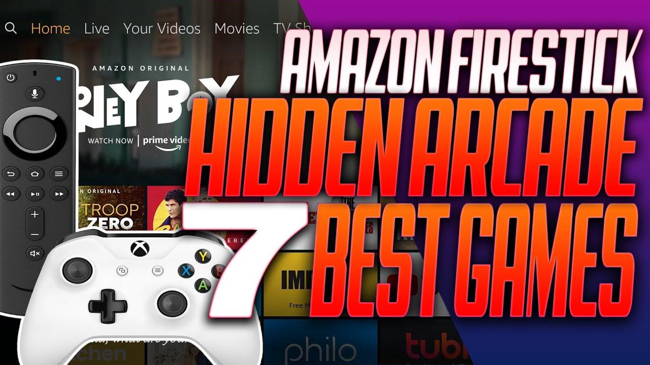 Download AMAZON FIRESTICK 7 BEST GAMES TO PLAY | BEST GAMES FIRE TV