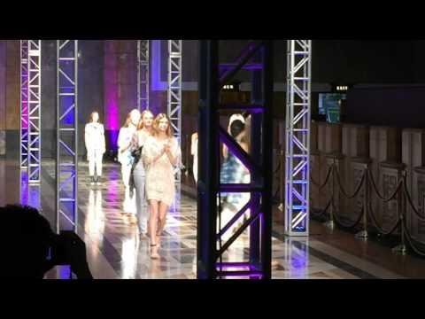 Lauren at Fashion Week Los Angeles FWLA fashion show