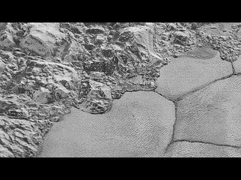 НАСА показало снимки Плутона с высочайшим разрешением (новости)