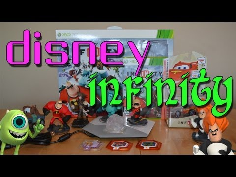 Disney Infinity Pick Ups - Game, Toys, And Toys R Us Exclusive Figure!!!