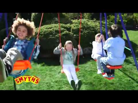 Smyths - Seesaw and Swings