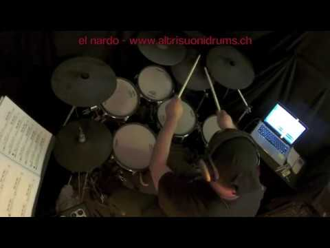 Romano Nardelli - I Can't Fight This Feeling Anymore (Reo Speedwagon) Drum