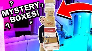 FANS SENT ME MYSTERY BOXES!