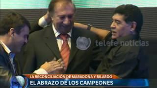 El abrazo de los campeones - Telefe Noticias