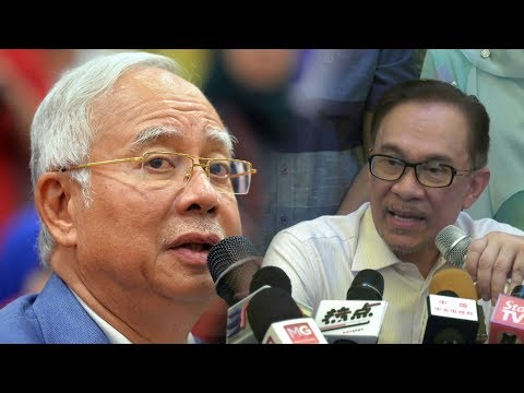 Anwar: I bear no malice towards Najib or anyone else