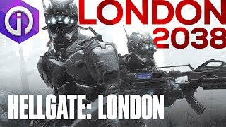 London 2038 is in OPEN ALPHA! | Hellgate: London Livestream Archive