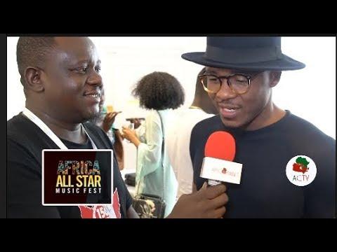 Ali Kiba in Toronto Canada at Africa All Star Music Festival thumbnail