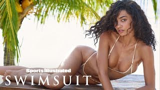 Raven Lyn Reveals Her Swimsuit Modeling Tips From Yu Tsai | Candids | Sports Illustrated Swimsuit