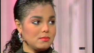 raffaella carra entrevista a janet jackson 1987