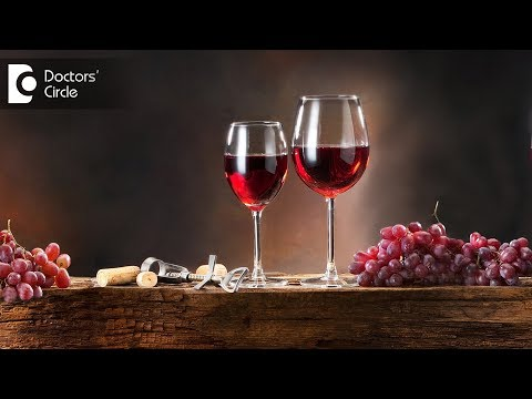 Does red wine help lower cholesterol levels? - Ms. Sushma Jaiswal