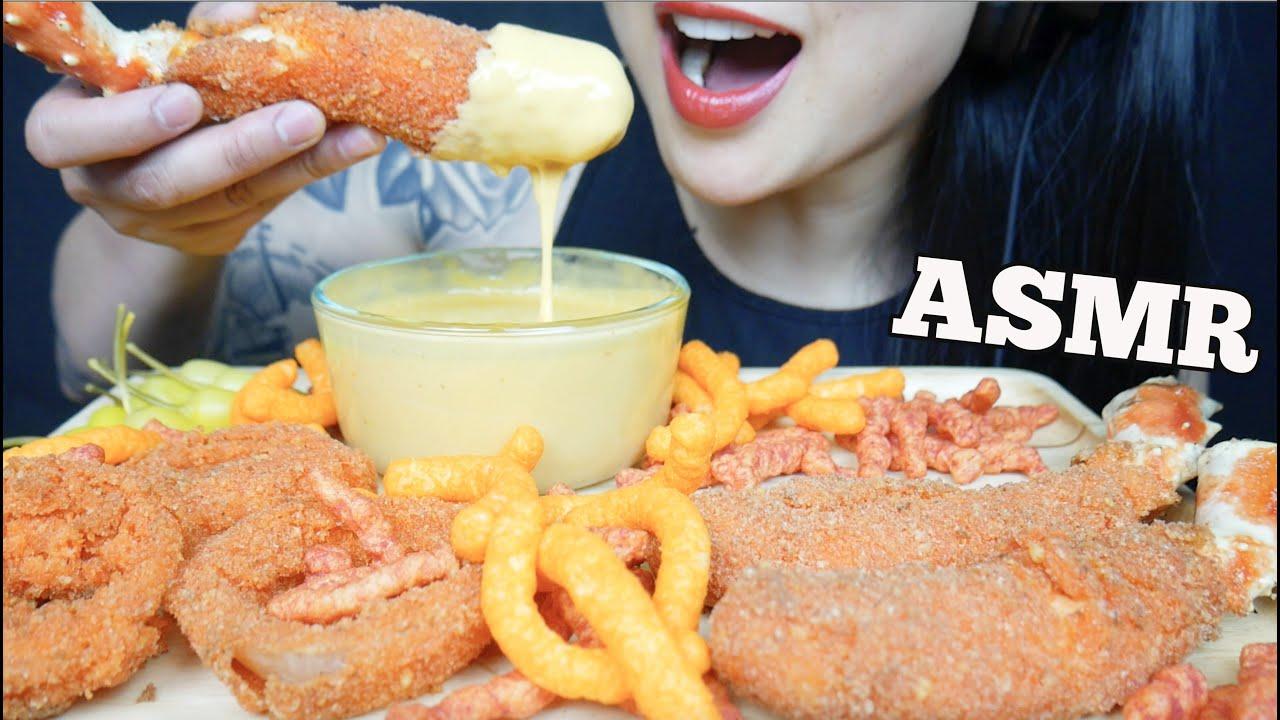Asmr Hot Cheetos King Crab Onion Rings Cheese Sauce Eating Sounds No Talking Sas Asmr Youtube #extremecrunch #crunchyeatingsound #hotcheetos #hotdoritos #asmr #mukbang #asmrmukbang im watching and eating hot cheetos you wanna know why? asmr hot cheetos king crab onion rings cheese sauce eating sounds no talking sas asmr