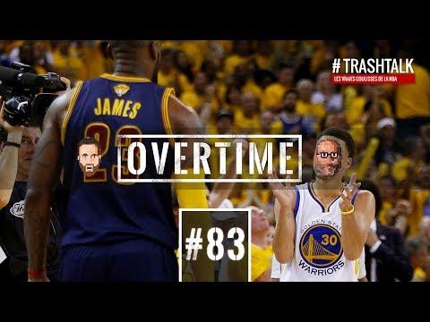 Finales NBA : qui doit sauter en premier chez les Cavs ? Overtime de l'Apéro TrashTalk