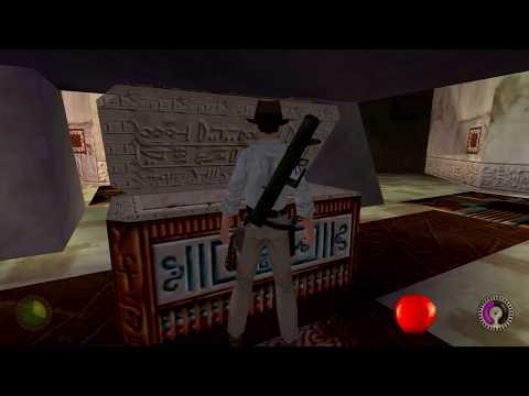 Indiana Jones & The Infernal Machine - 14c - King Nub's Tomb |