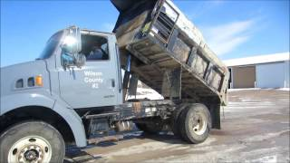 2000 Sterling L7500 dump truck for sale | sold at auction February 27, 2014