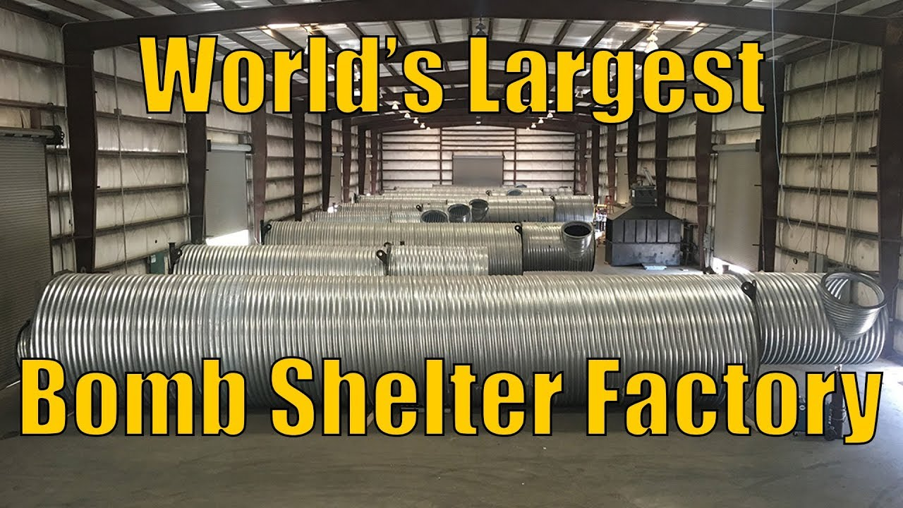 Atlas Survival Shelters Best Underground Steel Fallout Shelters