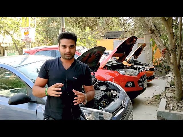 TIPS FOR NEW DRIVERS - Hyundai Xcent - Ford Ecosport - Tata Tiago - King Indian