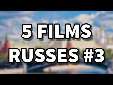 5 films pour apprendre le russe 🎥 (vidéo n°3)