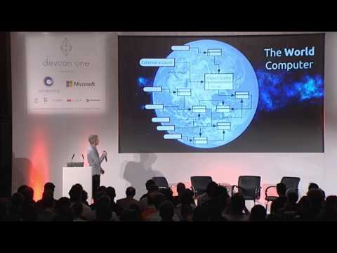 DEVCON1: Ethereum for Dummies - Dr. Gavin Wood