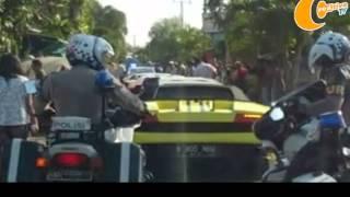Heboh! Raffi Ahmad Datang Diantar Lamborghini, Bikin Macet